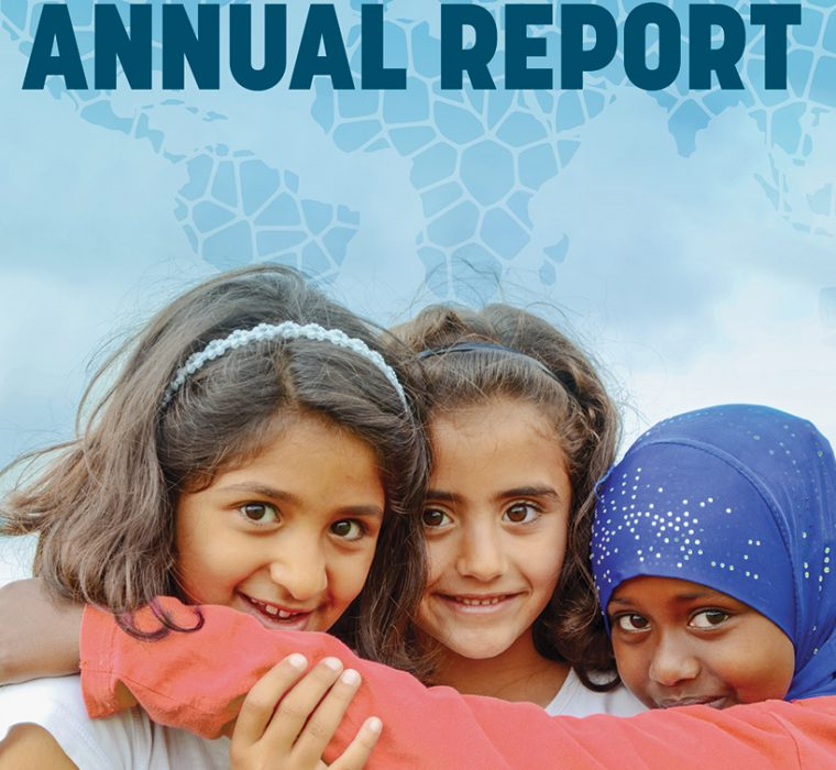 LIRS Annual Report 2018 Cover